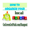 How To Organize A Local Event - Essante Organics Wellness Warrior Workshop Wednesday Hangout