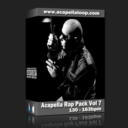 国外干声说唱/Acapella Rap Pack Vol 7 (130-163bpm) Demo by 干声说唱