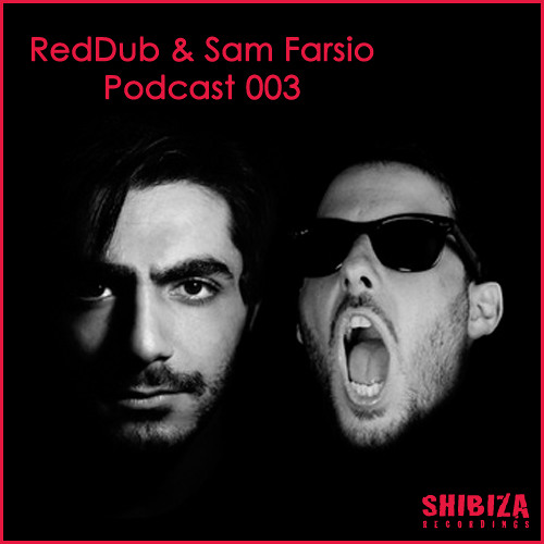 DJ Ferry Presents Shibiza Podcast - Episode 004 - Mixed by RedDub & Sam Farsio
