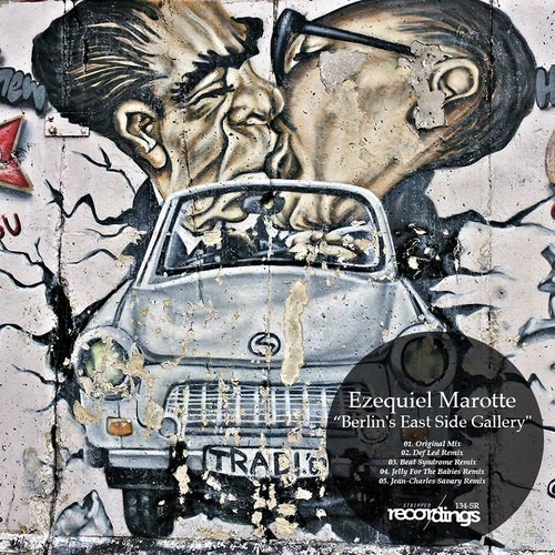 Ezequiel Marotte - Berlin's East Side Gallery (Low Q) [Stripped Digital, UK]