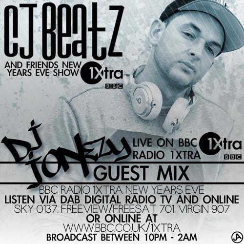 DJ Jonezy - 1Xtra CJ Beatz NYE 2012 Guest Mix - East Coast Hip Hop Anthems
