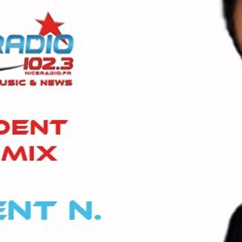 LAURENT N. NICE RADIO MIX N°63 DECEMBER 2013
