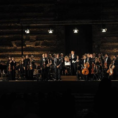 """Norberto Oldrini - """"Cascata"""", per orchestra (2013)"""