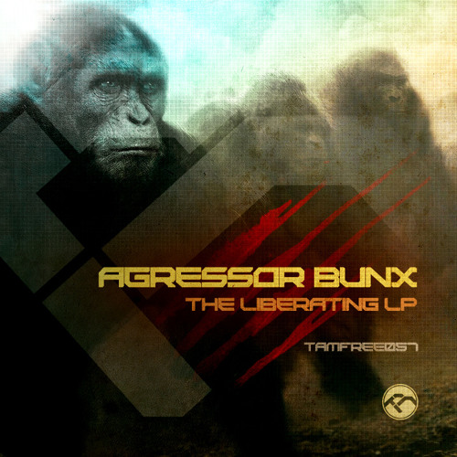 TAMFREE057j Agressor Bunx - Time cut