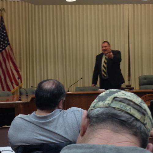 Heroin - Effingham County State's Attorney Bryan Kibler Speaking at Community Forum