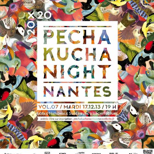 Pecha Kucha Night Vol7