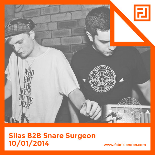 Silas & Snare Surgeon - FABRICLIVE x Hit&Run Mix