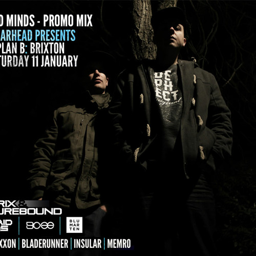 Hybrid Minds Promo Mix December 2013