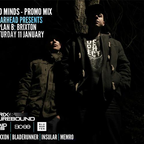 Hybrid Minds Promo Mix December 2013