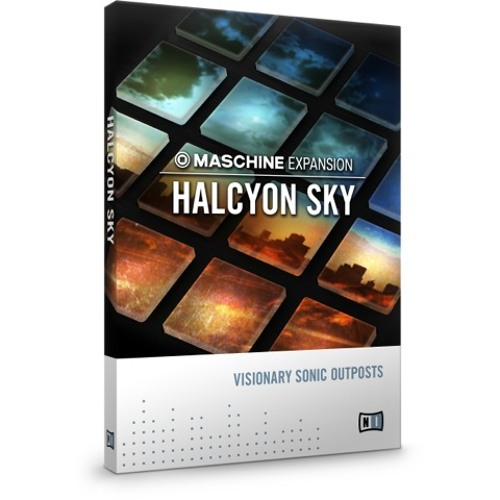 MASCHINE > HALCYON SKY > 'Aeon Afterburn' demo