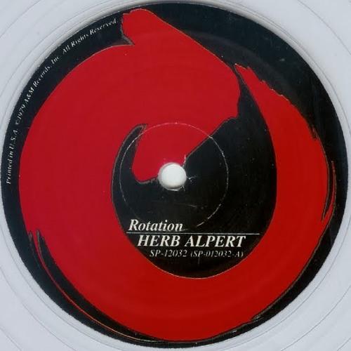 Herb Alpert - Rotation (Frank Cooper Soul - Jazz Disco Mix)