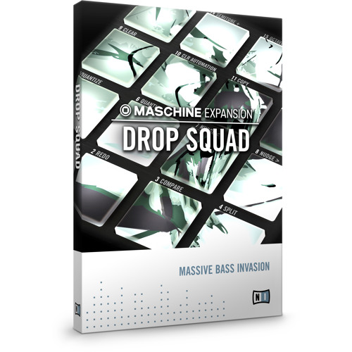MASCHINE > DROP SQUAD > 'Brown Tone' Demo