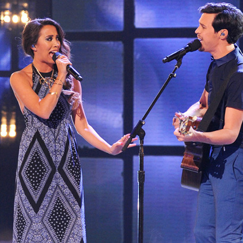'The X Factor' Contestants Alex and Sierra Talk Tonight's Finale