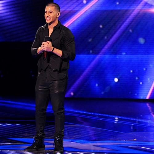 'The X Factor' Contestant Carlito Olivero Talks Tonight's Finale