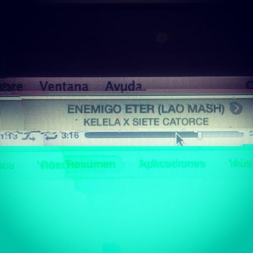 Kelela x Siete Catorce - Enemy / Eter (Lao mash)
