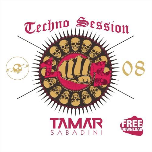 TAMAR SABADINI - TECHNO SESSION #08 19/DEZ/2013 *FREE DOWNLOAD