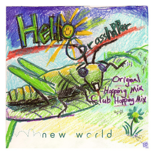 New World - Hello Grasshopper (Hopping Mix)[FREE DOWNLOAD]