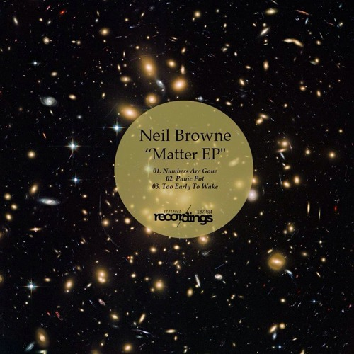 Neil Browne -Too Early To Wake (Stripped Recordings)