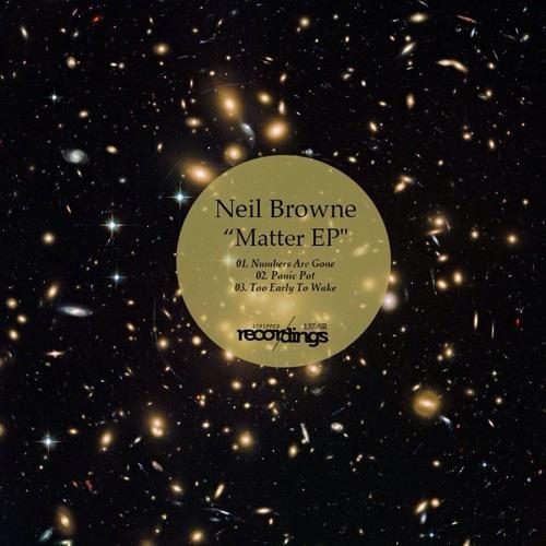 Neil Browne - Panic Pot (Stripped Recordings)