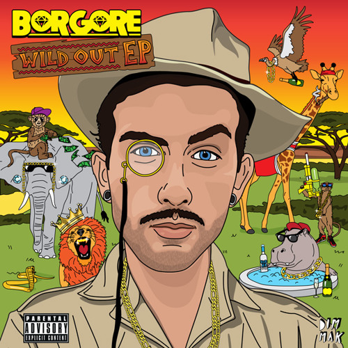 The Borgore Show on SiriusXM - Episode 15 - The Booty Monsta Edition