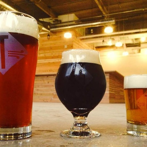 Evanston's first craft brewery opens to the public