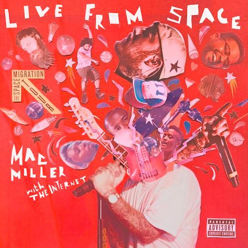 Mac Miller - Black Bush (Official Audio)