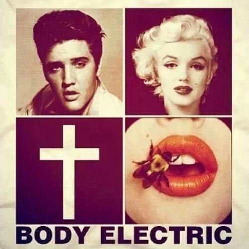 Lana del Rey - Body Electric Cover (REMIX)