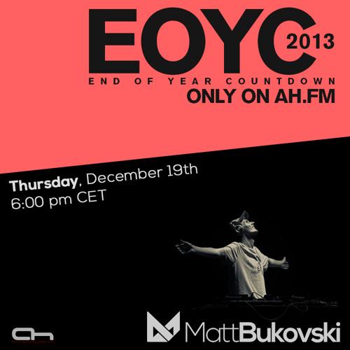 Matt Bukovski - EOYC 2013 Yearmix (19-12-2013)