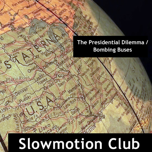 Slowmotion Club - Double a-side single
