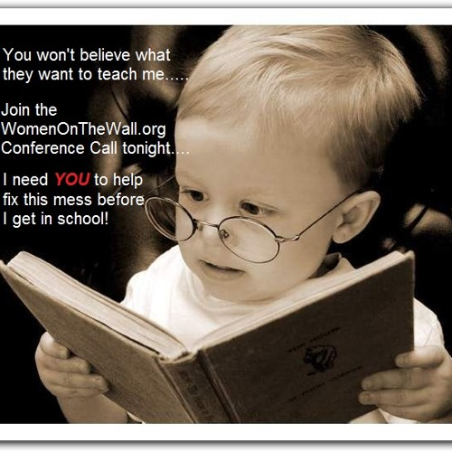 Women On the Wall Conference Call - Proof Common Core is in Texas