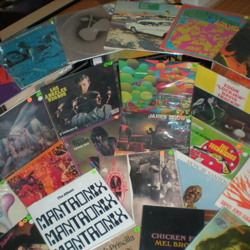 Funk Mix #5 (Bunny Sigler/Mongo Santamaria/Gary Toms Empire/Os Mutantes)