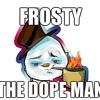 Gargamel Vs. Frosty Tha DopeMan (A HIP-HOP X-MAS pt. II) [Freestyle Skratch Practice] -December 2013