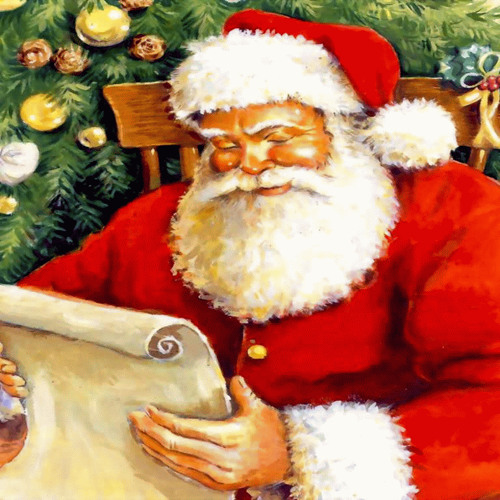 Kerstsnippet Voor In De Boom