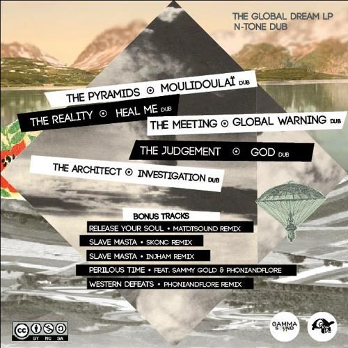 MBLP003/The Global Dream - N-TONE DUB/03.The Reality