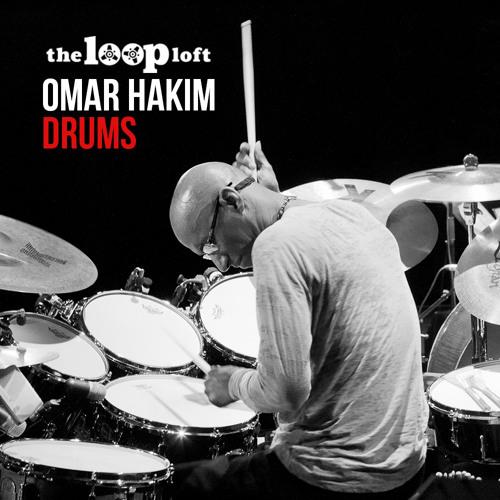 The Loop Loft - Omar Hakim Drums