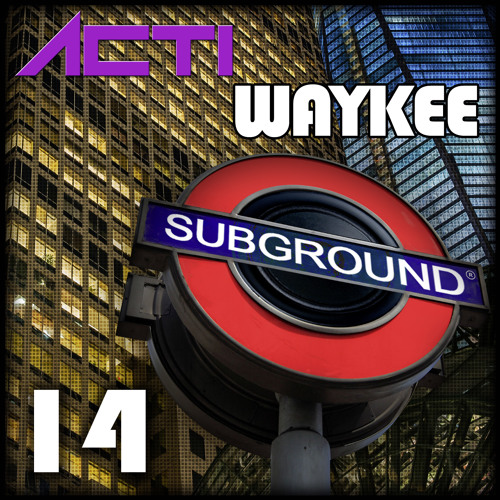 SUB014 Acti - Waykee (Preview) [OUT NOW]