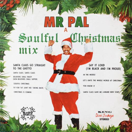 """""""Soulful Christmas Mix"""" By Dj Pal"""