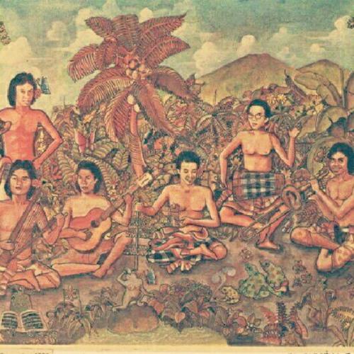 Guruh Gipsy - Indonesia Maharddhika (1976)