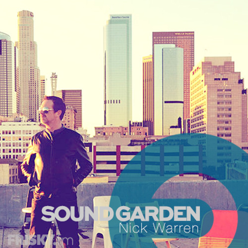 Nick Warren: Sound Garden Show December 2013
