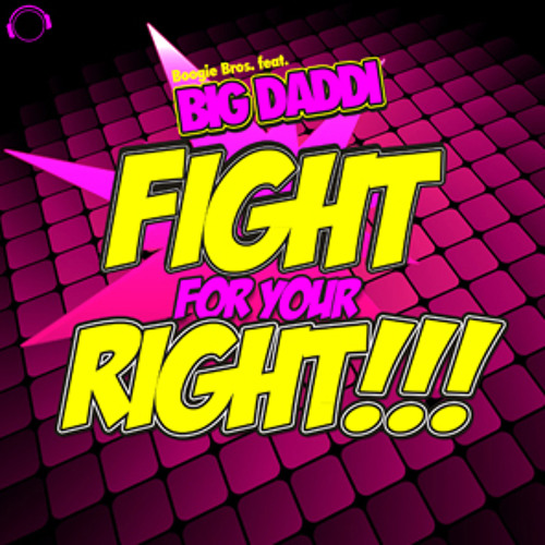 Boogie Bros feat Big Daddi - Fight For Your Right (Nemex & The Last Hardstyler EDM Remix) sc