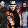 The Wyatt Family 1st WWE Theme Song -  Live In Fear