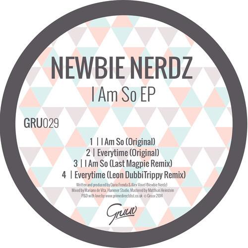 Newbie Nerdz - Everytime (Original mix) [Gruuv]