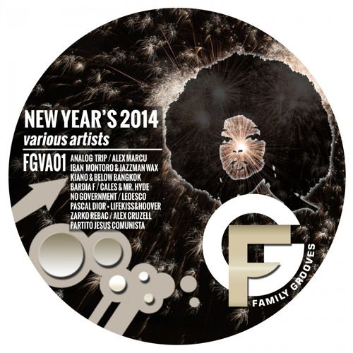 FGVA01 : Zarko Rebac - Soothe Your Soul (Original Mix)