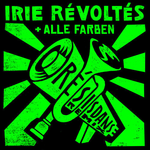 irie r volt s r sisdanse alle farben trumpet remix by alle farben listen to music. Black Bedroom Furniture Sets. Home Design Ideas