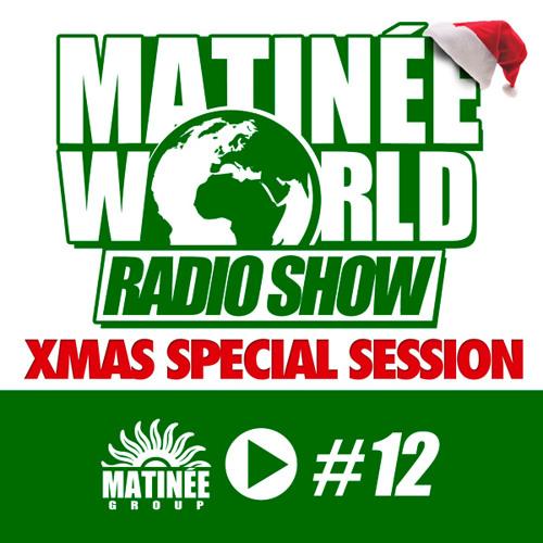#Matinéeworld 12 Xmas special