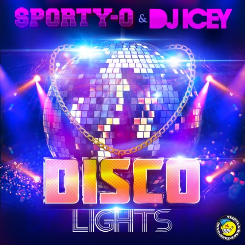 Sporty-O, DJ Icey - Disco Lights (Original Mix) AVAILABLE NOW ON BEATPORT!!!!!!