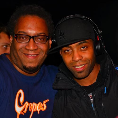 DJ GPS DJ ASSASSIN MC BELLY WITH THE FIRE