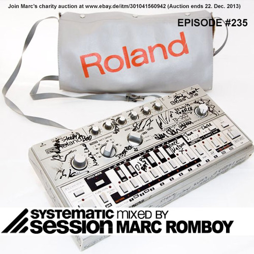 Systematic Session Episode #235 (Mixed by Marc Romboy)