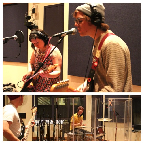 """Dust In The Gold Sack"" by Swearin' perfomed live for WXPN"