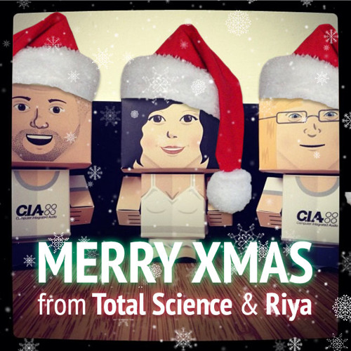 Total Science & Riya in the mix - Certified Soul Session 1